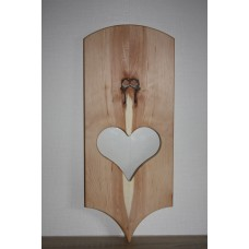 "Stone pine picture "" Heart """